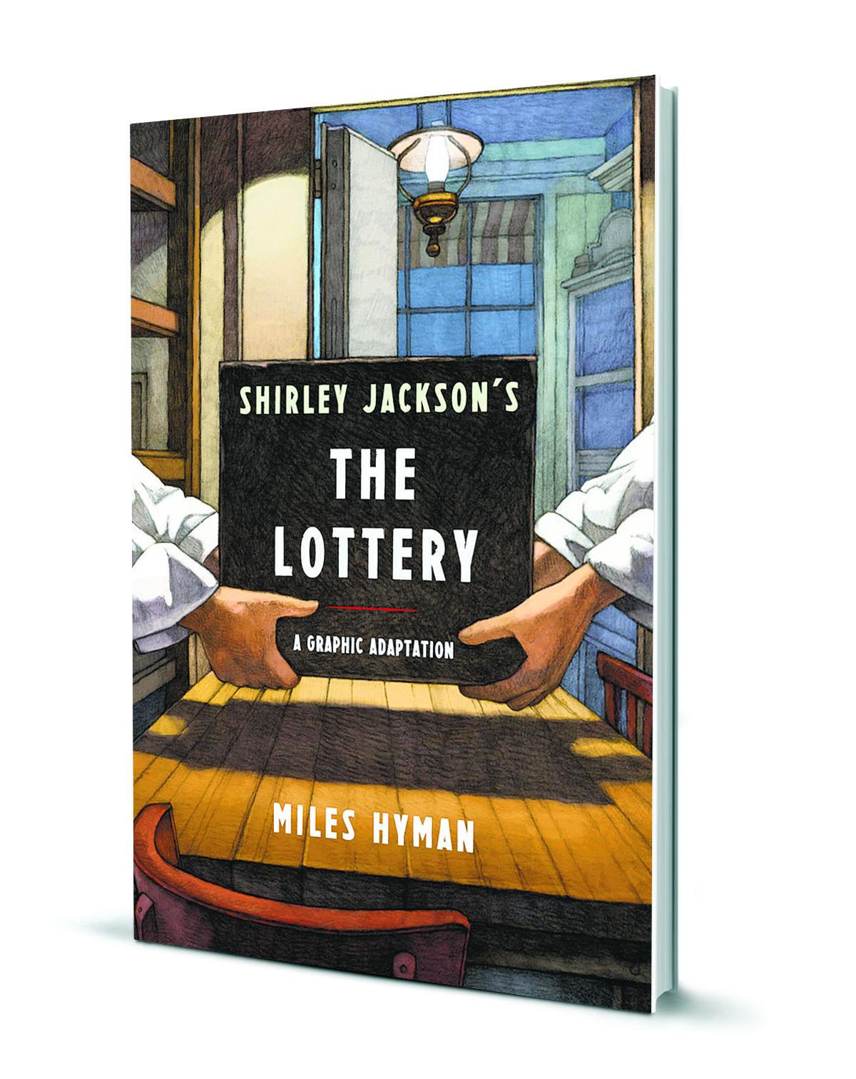 an analysis of the conflict in the lottery by shirley jackson Analysis of shirley jackson's the lottery - shirley jackson's famous short story, the lottery, was published in 1948 and remains to this day one of the most enduring and affecting american works in the literary canon.