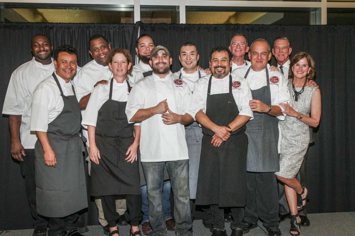 Chefs at The Beacon's annual