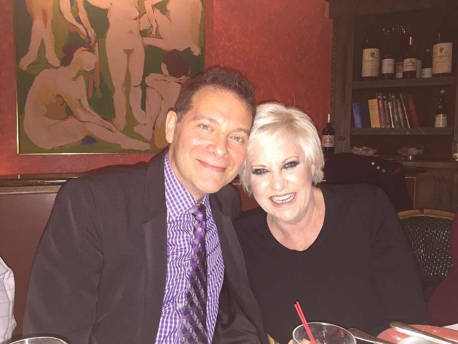 Above: Michael Feinstein and Lorna Luft will perform an homage to Luft's mother Judy Garland at Feinstein's at the Nikko Hotel this week. Left: Michael Feinstein and Liza Minnelli are longtime friends. Photo: Courtesy Michael Feinstein