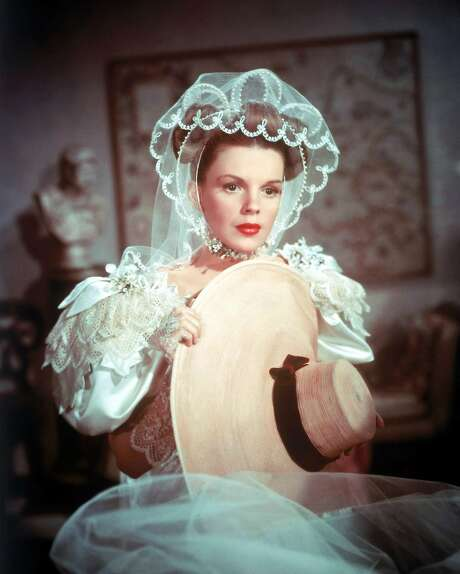 American actress and singer Judy Garland (1922 -1969)  as Esther Smith in 1944, in 'Meet Me In St Louis', directed by Vincente Minnelli. This classic MGM musical will be screened at the Byram Shubert Library in Greenwich, Conn., on Saturday, Aug. 13, 2016. . Photo: Silver Screen Collection/Getty Images, Getty Images