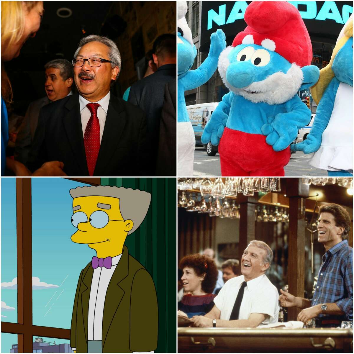 San Francisco Mayor Ed Lee: Papa Smurf, Coach from