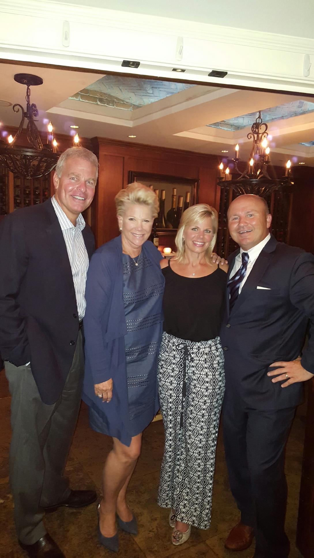 The Dish: Lunden, Konigsberg, Carlson spotted at Gabriele's - Greenwich Time