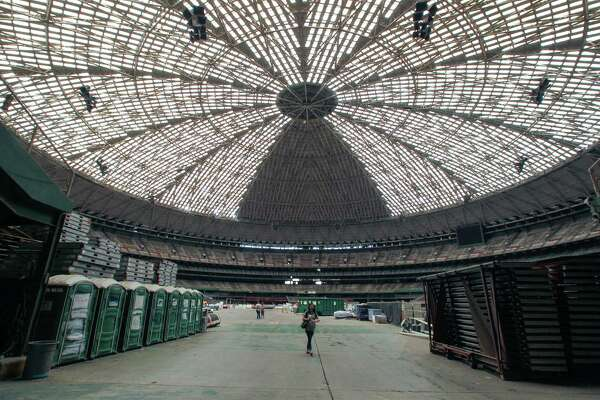105 Million Astrodome Parking Project Gets Green Light