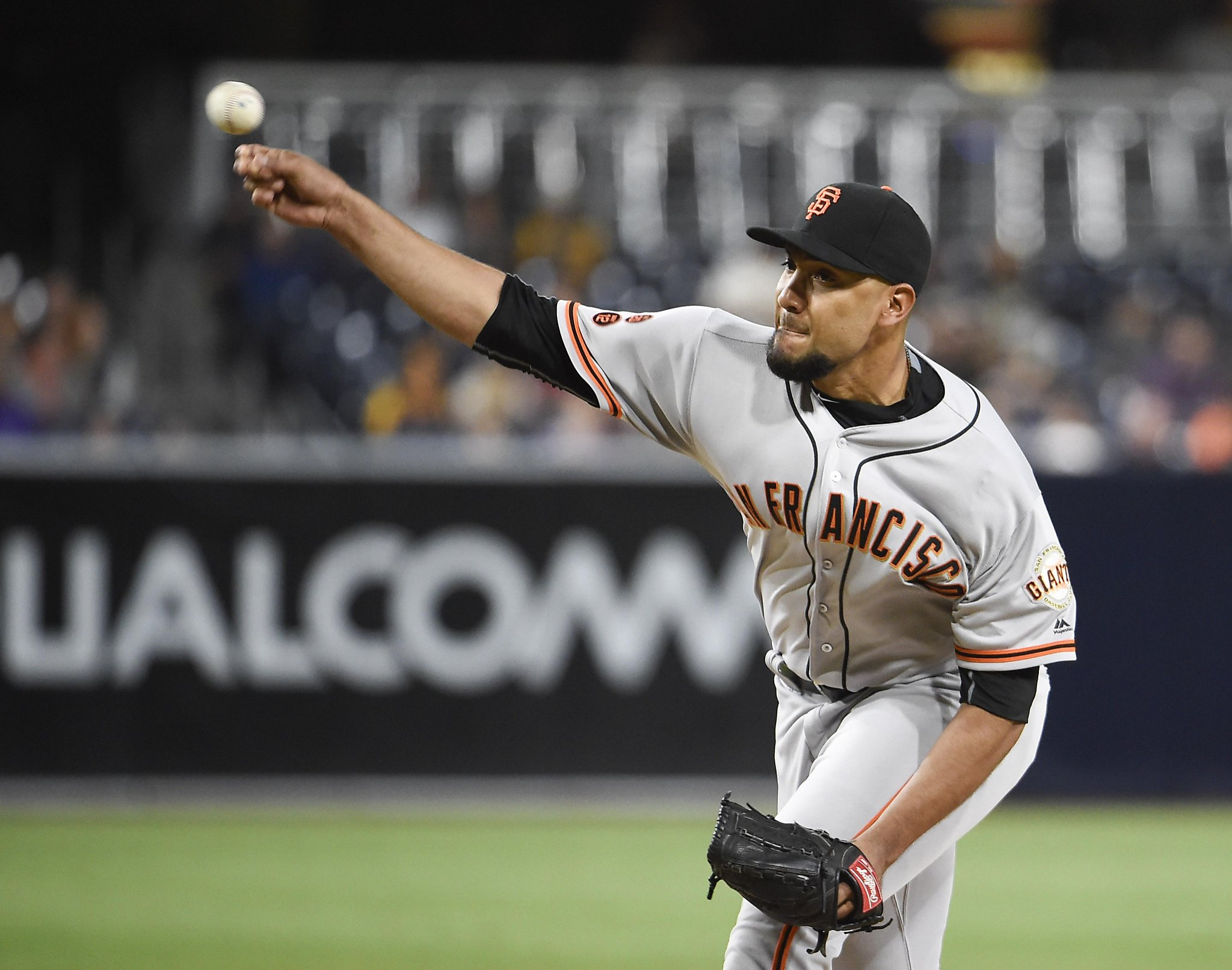 Giants cannot gain traction, fall meekly to Padres - SFGate