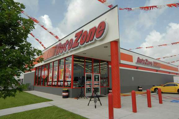 AutoZone has nearly 600 locations in Texas.