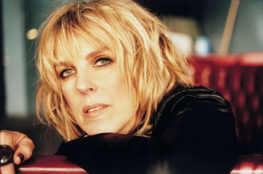 Lucinda Williams kicks off the 2013 Sounds of Texas Music Series Jan. 19 at the Crighton Theatre in downtown Conroe. Call 936-441-7469 for tickets.