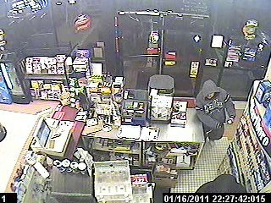 Shenandoah Police officials are looking for this man who is wanted in connection with two robberies in South County.