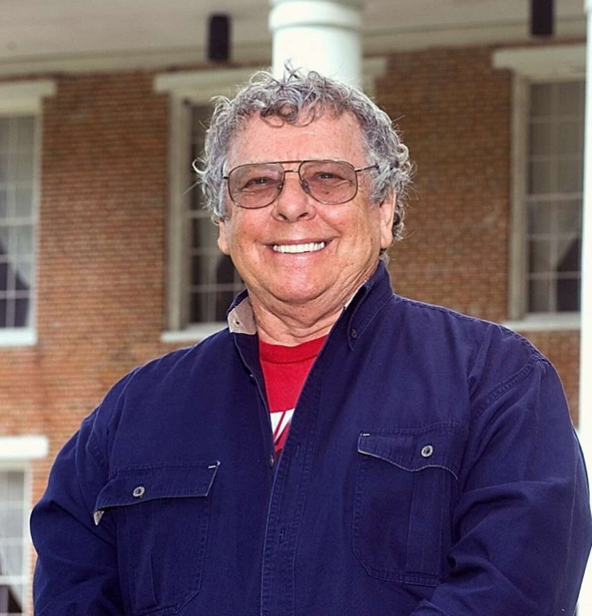 Paul Ruffin, Texas State University System Regents' Professor and Distinguished Professor of English at SHSU, lives in Willis.