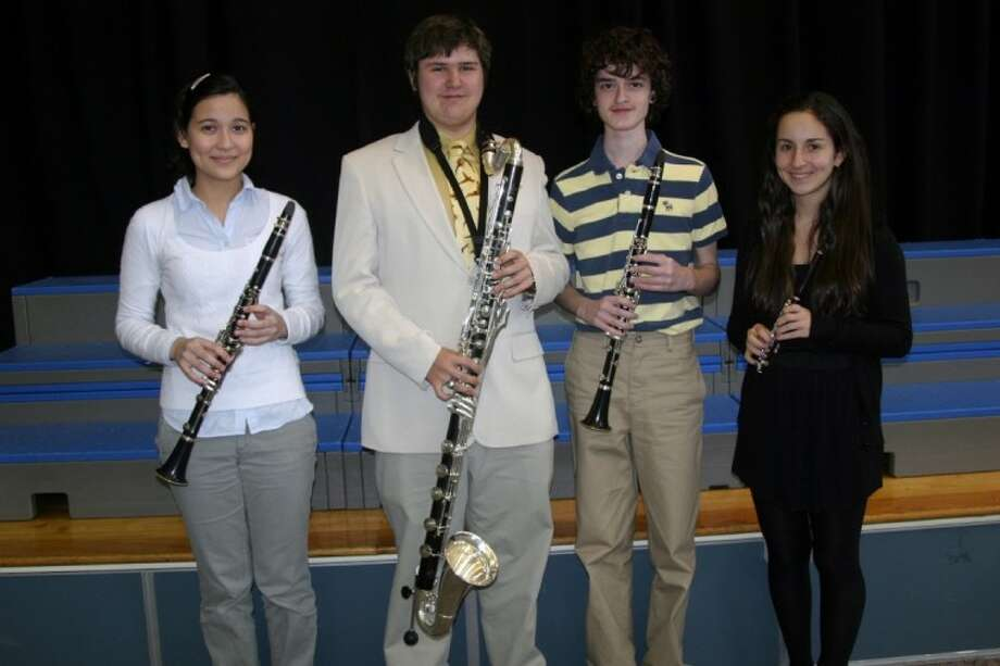 Four instrumental students from The John Cooper School were selected to play in the Texas Private School Music Educators Association All-State Band. Instrumental students Katie Saibara, Jacob Brown, Sinclair Hodge and Samantha Sheppe were named finalists for the All-State Band and Orchestra. They will perform in concert Jan. 29 with students from around the state at Texas State University-San Marcos.