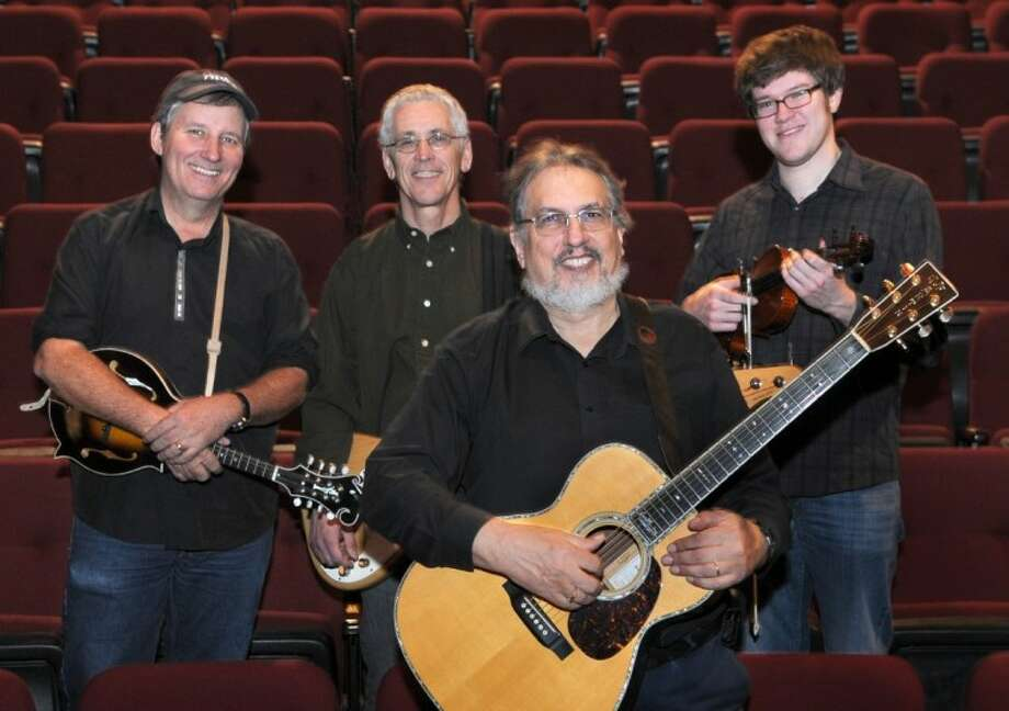 David Bromberg, center, comes to Conroe Feb. 5 in the season opener for the 2011 Sounds of Texas Music Series.