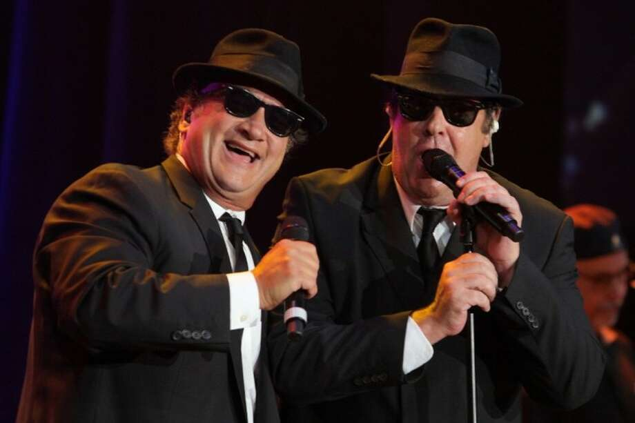 "The Center for the Performing Arts at The Woodlands, home of The Cynthia Woods Mitchell Pavilion, hosts the ""Saturday Night Live"" gala Feb. 26, at The Woodlands Waterway Marriott. Musical guests The Blues Brothers starring Dan Aykroyd and Jim Belushi, take the stage for the event, benefiting The Pavilion's Endowment Campaign."