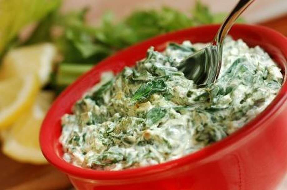 Worlds Best Spinach and Artichoke Dip