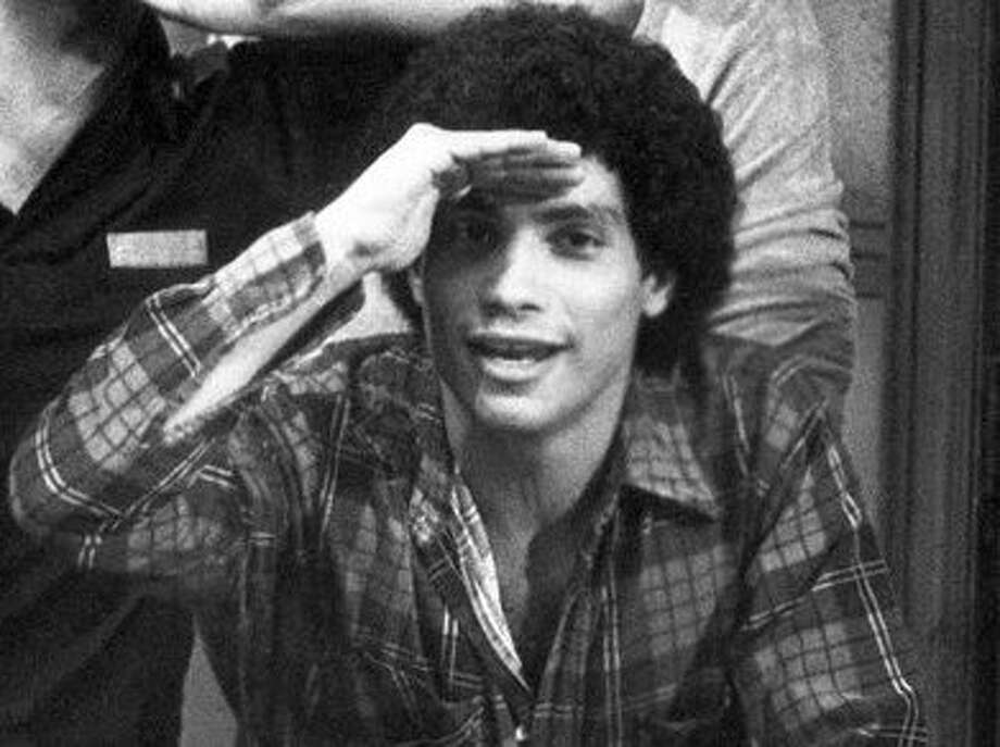 "In this 1978 file photo, Robert Hegyes portrays Juan Epstein from the comedy series ""Welcome Back Kotter."" The actor best known for playing the Jewish Puerto Rican student on the 1970s TV show has died. He was 60. (AP Photo, file) Photo: AP Photo / AP2008"