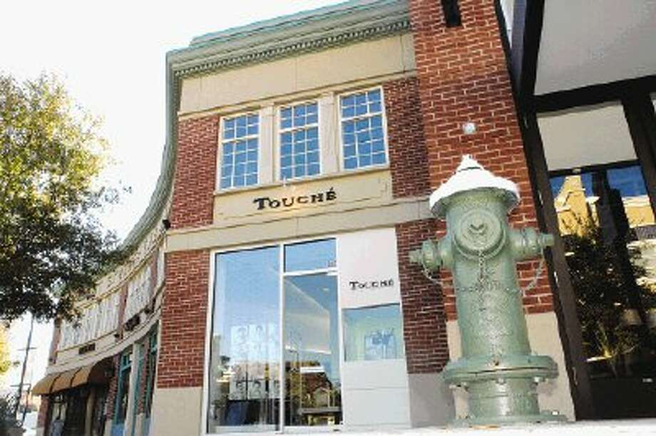 Touche Lingerie opened on Market Street's west end Jan. 15, featuring artisan-crafted lingerie, swimwear and sleepwear from luxury European designers.