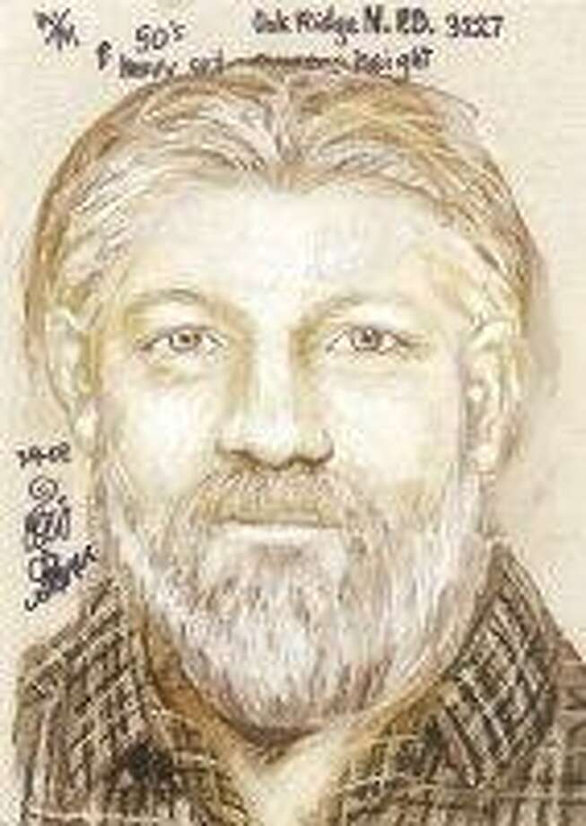 Oak Ridge North police want to question the man depicted in this artist's sketch in connection with a June 26 accident that seriously injured a Spring man. The composite sketch was created based on details provided by eyewitnesses who came forward with information about a vehicle traveling against traffic. Call Sgt. Kent Hubbard at (281) 292-4762.