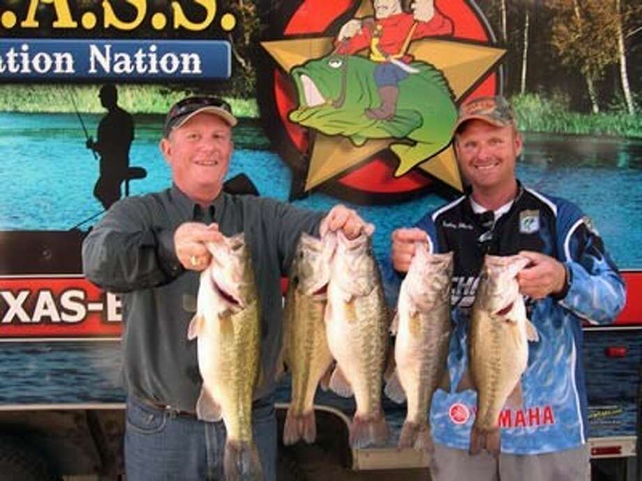 Randy Knight won the Southeast Region Texas B.A.S.S. Nation Federation Tournament out of Stow-A-Way Marina on Jan. 26 with a stringer weight of 19.24 pounds.