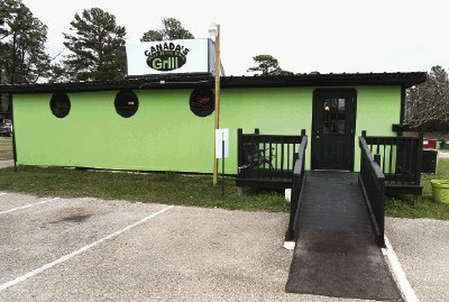 Canada's Hole in the Wall restaurant is located at 1202 N. Frazier Street in Conroe, formerly occupied by Dixie's Bayou Victuals.