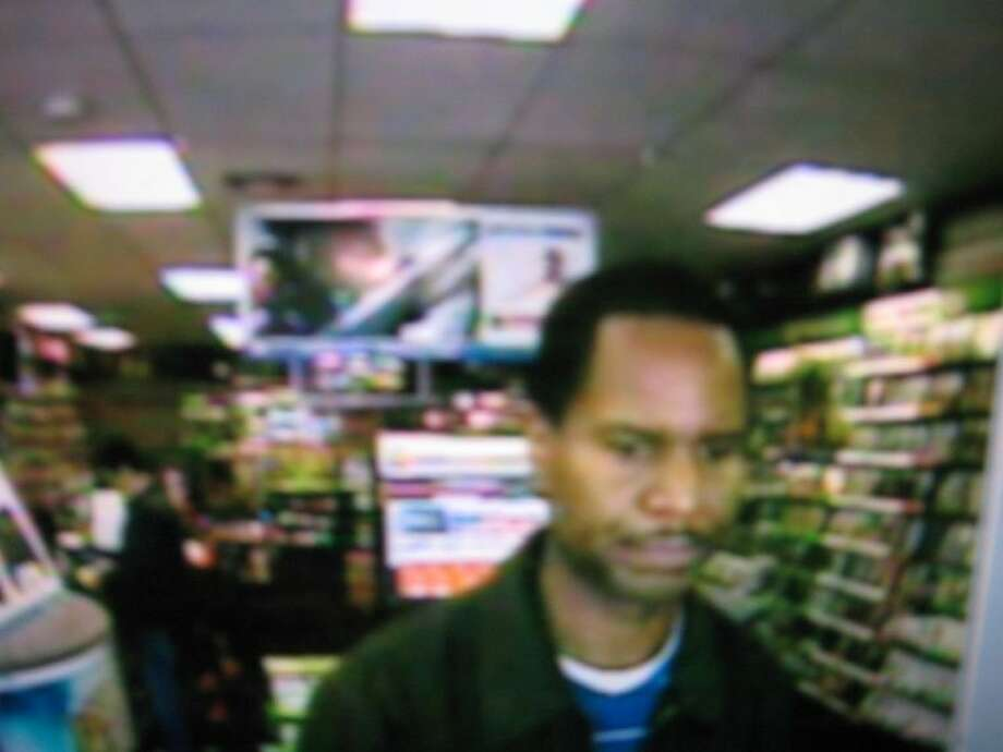 Police are looking for this man, who allegedly used a stolen credit card. Anyone with information about his identity should call the MCSO at 281-297-6500 and ask for Deputy Jason Hammons.