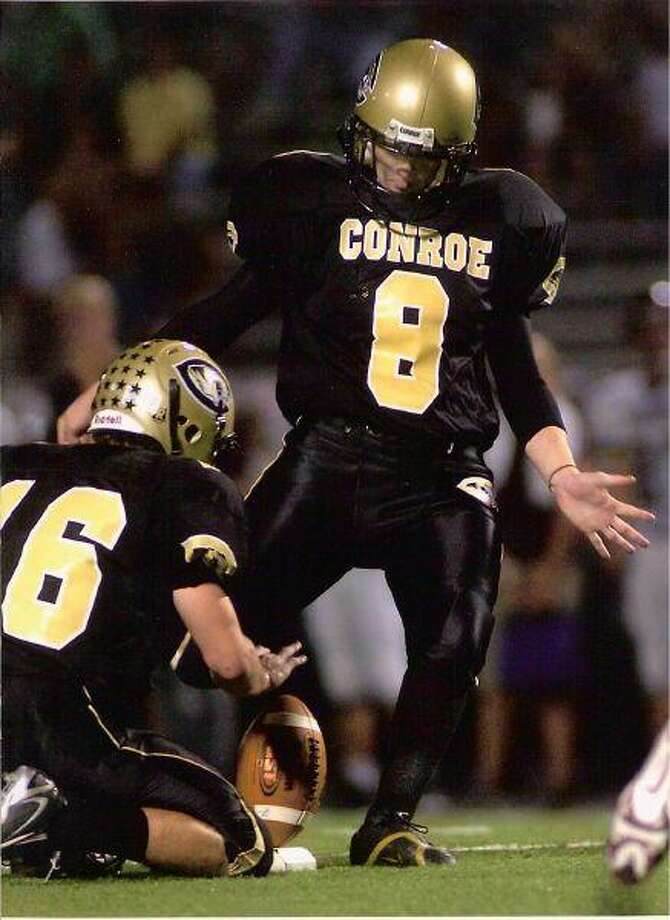 Scott Tracy Atkins Rice, 17, was a kicker and punted for the Conroe High School football team. He had prefect attendance for 13 years (kindergarten through 12th grade) in the Conroe Independent School District and was one of seven CISD students who achieved perfect attendance from first grade through their senior years.
