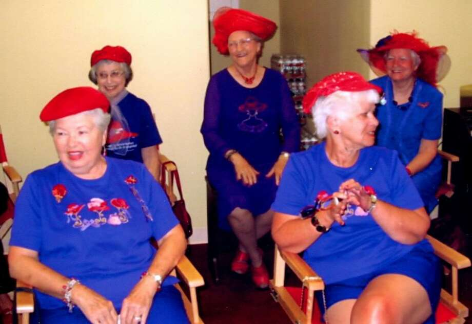 Members of the Ladies Red Hat Society recently visited The Woodlands Forshey Music Center to experience the excitement of the EZ Play music classes offered by Lowrey Director Alice Adams. Class member Barbara Edwards played the organ and Adams led a sing-along while guests sang, danced and laughed. To improve your health, make new friends and learn to play, contact Alice Adams at (281) 414-6548. For general information, click www.lowrey.com.