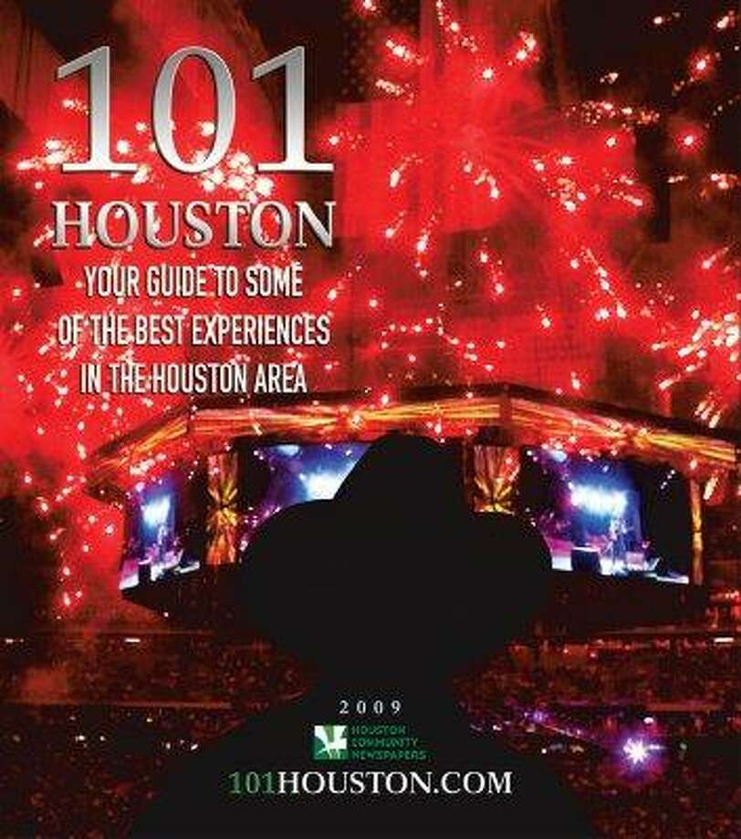 This year's 101 Houston cover photo comes from this year's RodeoHouston.