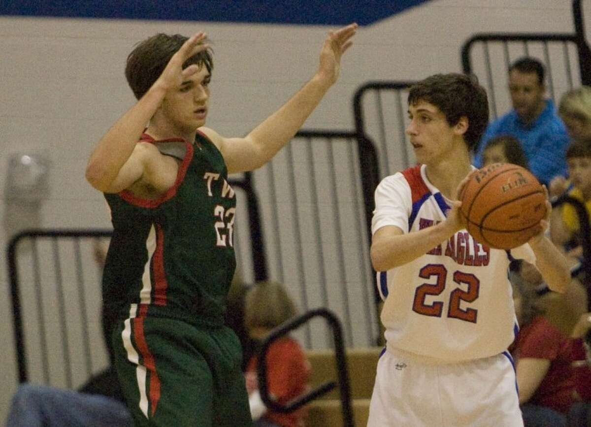 The Woodlands' Joey Trinkle has shouldered a big load since Nolan Cass was injured Jan. 13.