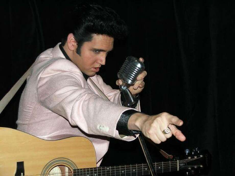 Elvis tribute artist Donny Edwards will perform at the Crighton Theatre on Jan. 22 and Jan. 30.