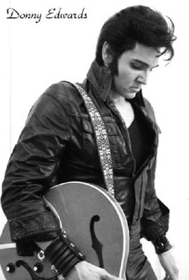 """One Night With Elvis"" - Donny EdwardsCrighton Theatre March 20"