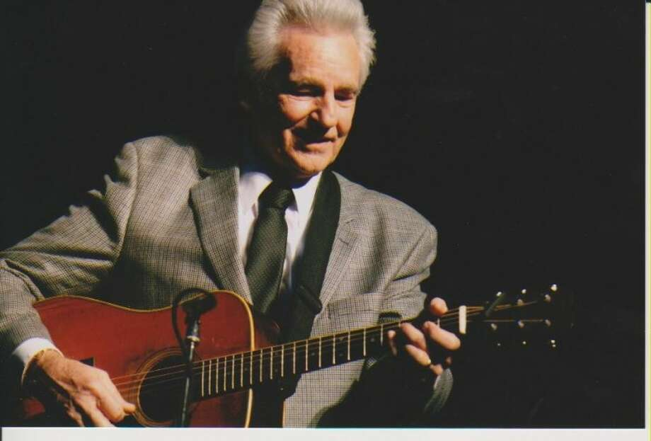 Del McCoury started the 2012 Sounds of Texas Series with a bang on Feb. 4 at the Crighton Theatre.