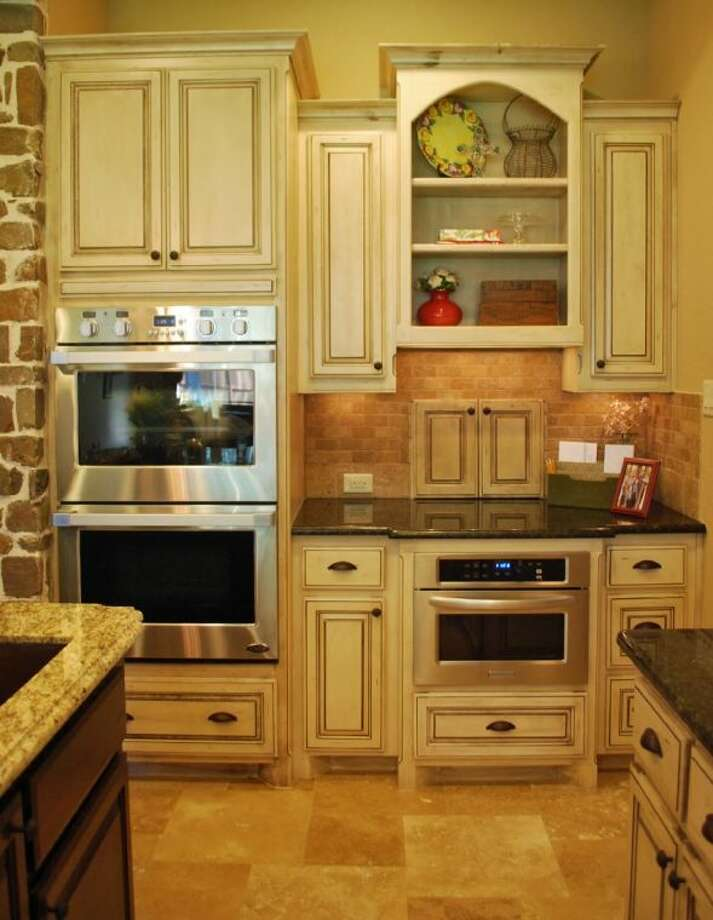 Aging-in-Place design, featuring under-counter mounted appliance, by Keechi Creek Builders, is part of the Spring Home & Garden Show in The Woodlands March 2-3.