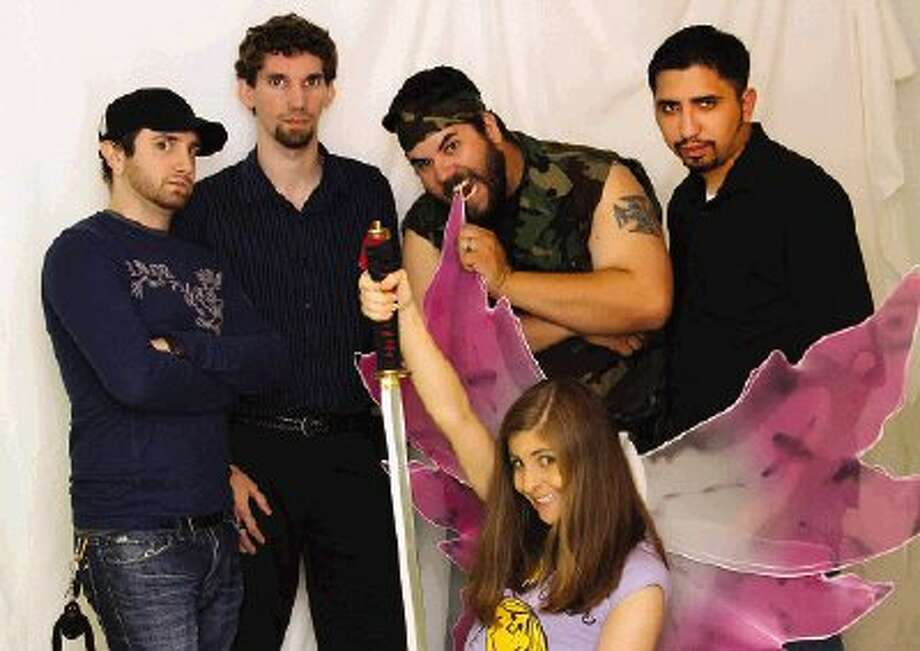 Local comedy troupe the Bloody Gun Club will perform live at the Southern Star Brewery in Conroe on Saturday.