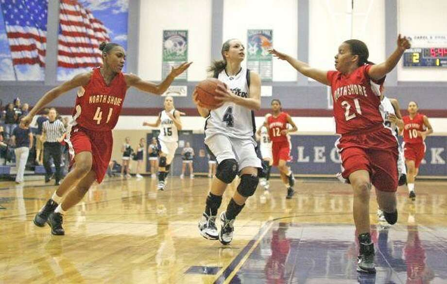 College Park graduate Allie Messimer is the Lady Cavalier's all-time leading scorer with 1,779 points. / Staff