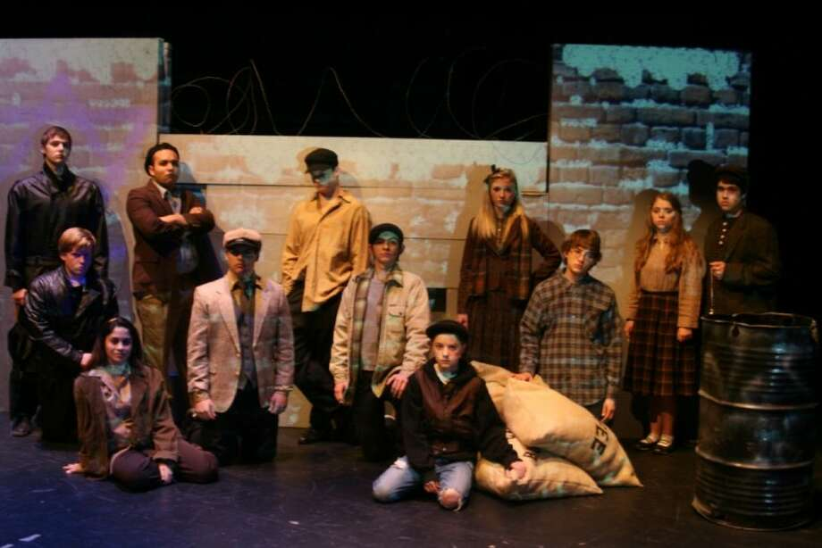 """Montgomery High School theater students will perform """"The Survivor"""" at 7 p.m. Thursday at the school."""