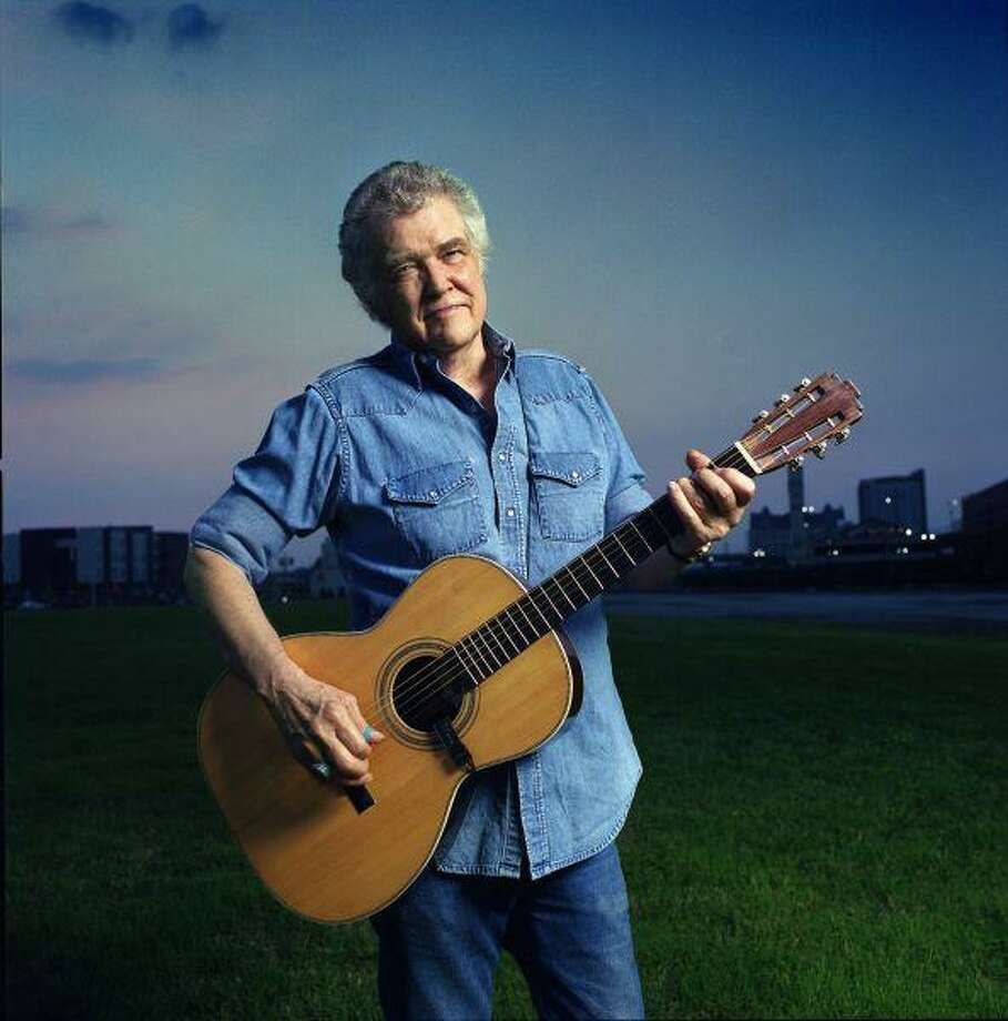 Guy Clark is the headliner for the third installment of the 2009 Sounds of Texas Music Series on Saturday.