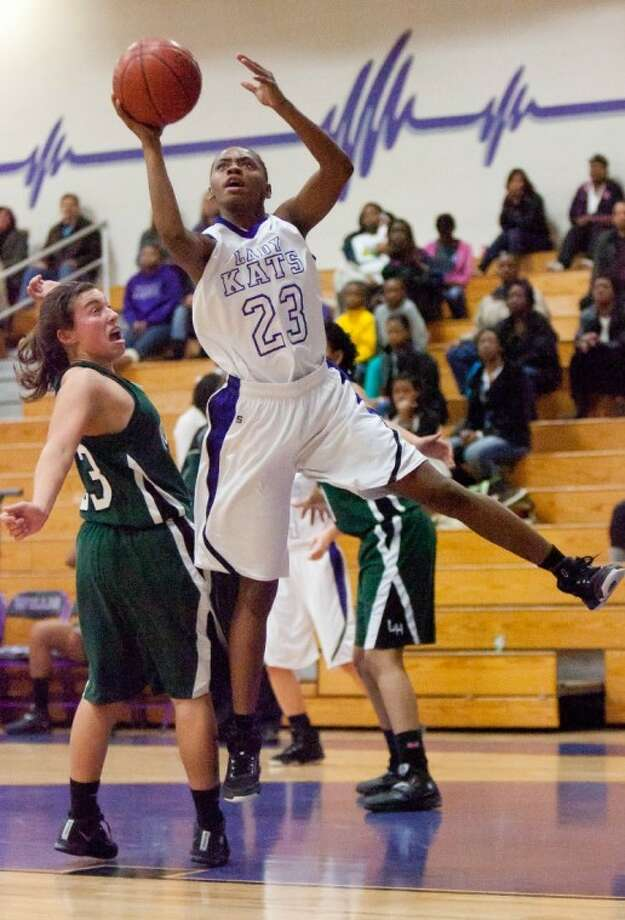 Willis senior guard Mesh Martin led the Ladykats with 10.1 points, 3 assists and 1.5 steals per game this season.
