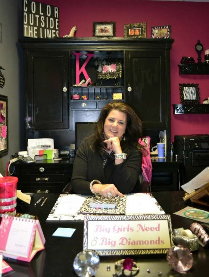 Kari Perkins has a love and passion for ministering to women at God's Girlz Ministry in Conroe.