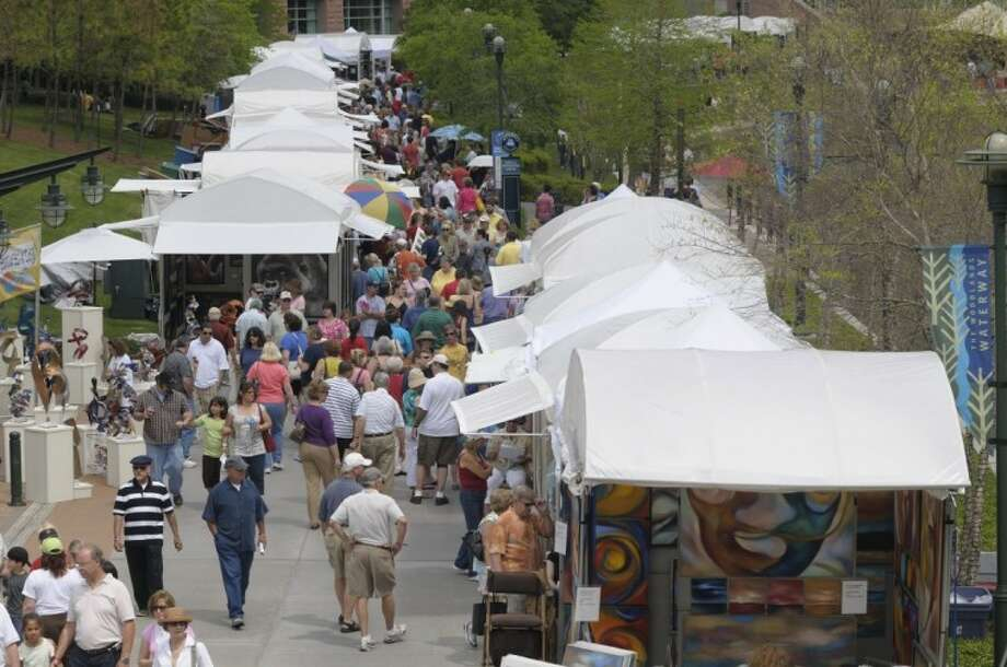 Planning is well underway for the 7th Annual Woodlands Waterway Arts Festival set for April 14 and 15 from 10 a.m. to 6 p.m. along The Woodlands Waterway and in Town Green Park.