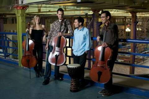 Bach to Rock: Cello group comes to The Woodlands - The Courier