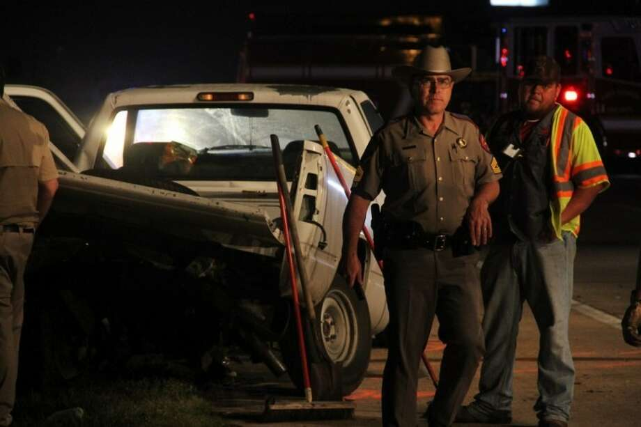 a Kingwood man was killed in car wreck near the Lake Conroe area Wednesday night. Investigators said the other driver is being charged with intoxicate manslaughter. Photo: Photo By James Ridgway Jr.