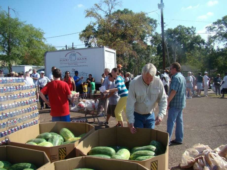 Christ Community Church, which will be feeding the hungry in the Willis area Saturday, is putting together an event scheduled for Sept. 27-29 in an attempt to reach 1 million needy people across the nation.