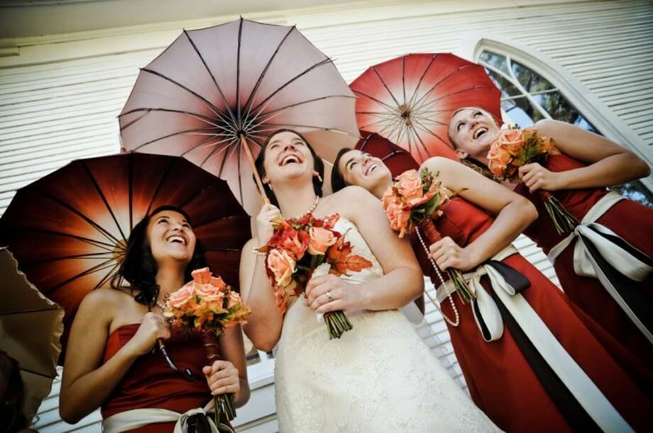The Dream Weddings Bridal Show will be from noon to 5 p.m. Sunday at The Woodlands Waterway Marriott Hotel and Convention Center.