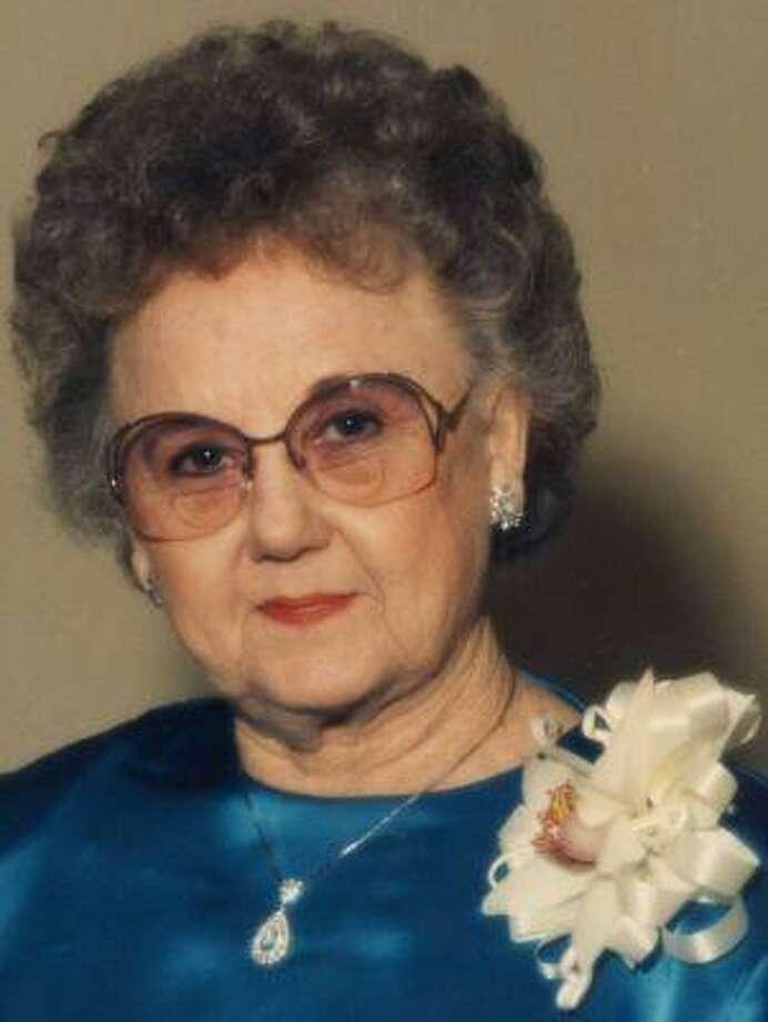 Bonnie Lee Baggett