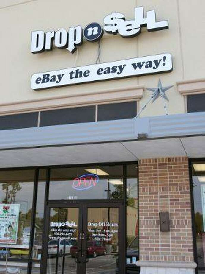 Drop-N-Sell in Conroe is an easy and fast way to make money selling items on eBay. / Staff