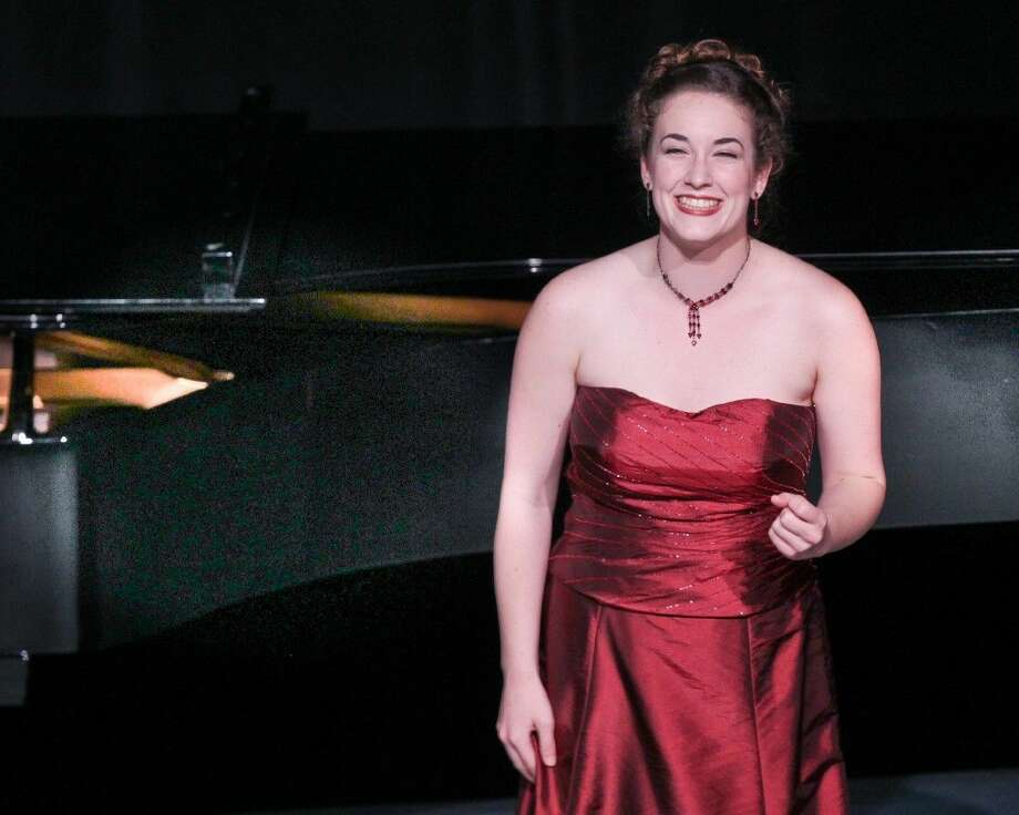 Sarah Mesko, a previous winner of the Young Texas Artists Music Competition. Photo: David W.Clements