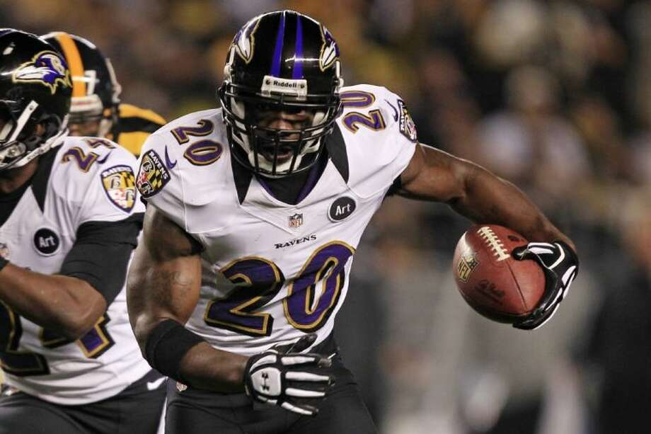 The Houston Texans are trying to lure Ed Reed of the world champion Baltimore Ravens to join the team as a free agent. Photo: Gene J. Puskar