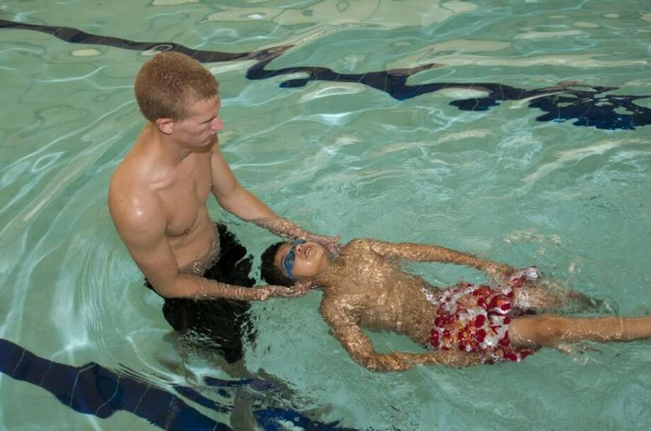 "Registration for the City of Conroe's ""Learn to Swim"" programs is open July 18-25 for Session 3. Visit cityofconroe.org for more information."