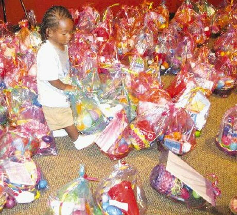 Montgomery County foster children had hundreds of Easter baskets to choose from during their annual celebration last year. This year, the Montgomery County CPS Easter project needs help from the community to provide the baskets and goodies for hundreds of children.