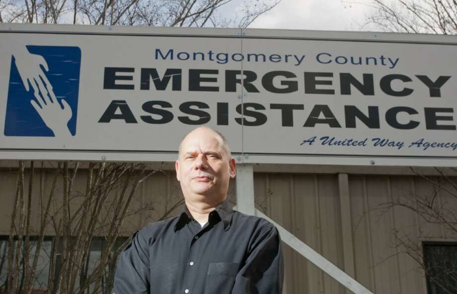 Tim Barnes is the new director for Montgomery County Emergency Assistance. Photo: Staff Photo By Eric S. Swist