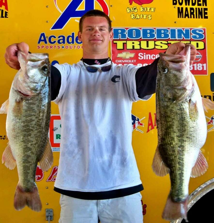 Cypress' Kyle Greene won the Ignition Bass Individual Tournament No. 3 on Sunday with a total stringer weight of 22.53 pounds.