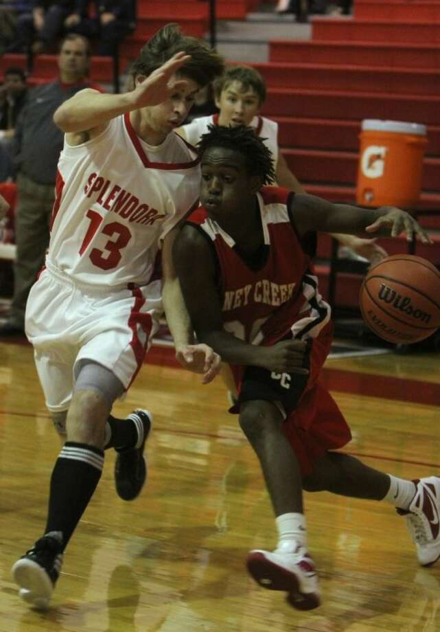 Splendora's Huestis McAnally was one of five Wildcats named to the All-District 22-3A team. Photo: Jason Fochtman